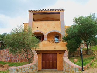 Villetta Rosita Casa Gialla