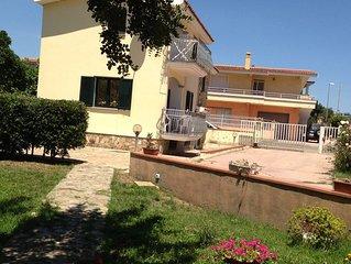 Villetta con giardino e posto auto per le tue vacanze ideali