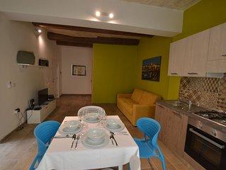 4 Valletta Dream Suites,LA ISLE ADAMS - terrazza condivisa,  aria condiz., ascen