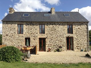 Renovated well equipped farmhouse with wifi