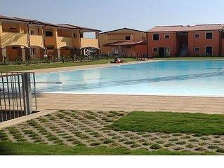 Sea House Sardinia - AMETHISTA appartamento con piscina a 50 m. dalla spiaggia
