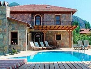 Dalyan Kaya With Private Pool And Tropical Gardens, holiday rental in Ortaca