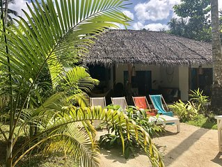 El Nido Villa 20 meters from the beach