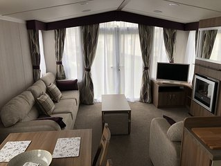 Butlins 8 Berth Brand New 2018 Model 3 Bed 2 Bathroom