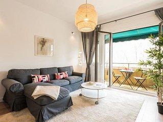 Prado Vistas apartment in Prado with WiFi, air conditioning, balcony & lift.