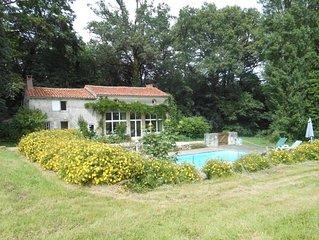 Villa in Vouvant, Vendee  Western Loire, France