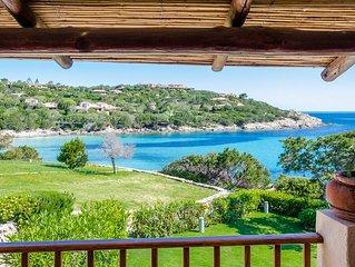 La Conchiglia Apartment with stunning sea view
