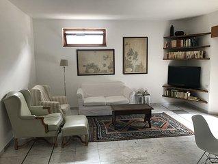 Villa Franca - Ampio e luminoso trilocale a due passi dal centro