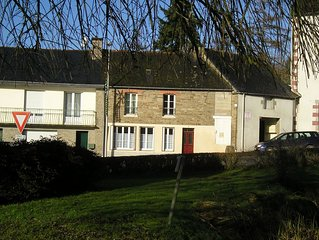 Comfortable, simple house - a great base for touring Brittany