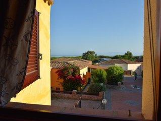 Appartamento vista mare con ampio terrazzo coperto - Mirice Beach Resorts