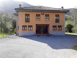 Apartamento rural La Vega del Sella para 4 personas
