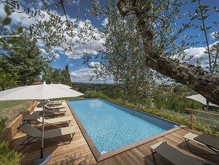 Villa Santa Chiara con Piscina - Apt 6