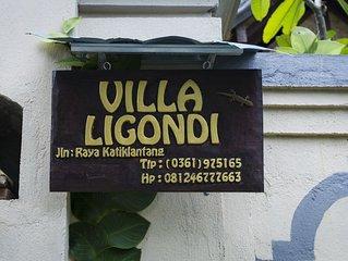 Murni's Villa Ligondi, Family Friendly, Bliss in Paradise