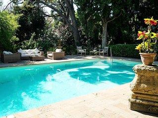 Agave Cottoge apt inside Villa Trabia