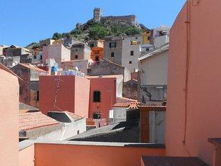 'Sa Costa' Vista sul Castello