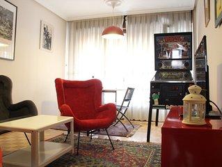 Magnifico apartamento en el centro de Oviedo -WiFi