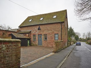 Rural Village location, within walking distance to shop and pub