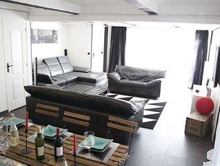 Appartement dans maison Art Déco proche Paris