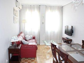 MADRID CENTER, WIFI (RETIRO IBIZA)