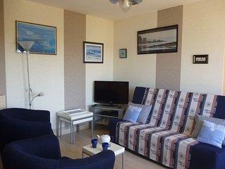 A Quiberon à 50m de la plage du Porigo: T2 avec accès INTERNET WIFI