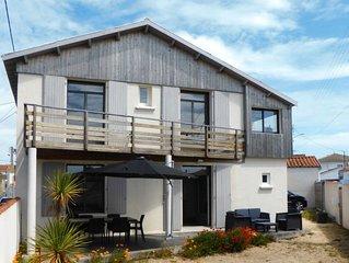 Vacation home in La Tranche - sur - mer, Vendee - 8 persons, 4 bedrooms