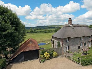 A chic country cottage idyllically situated in the glorious Arundel countryside.