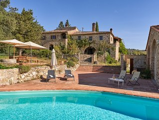 Casale Sandonatino in Castellina in Chianti - Toscana