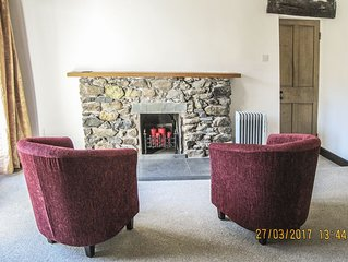 The Old Vicarage Newlands Valley, Keswick. 4 Bed Detached House with Garden