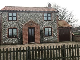 Beautiful House with Seaviews in Mundesley