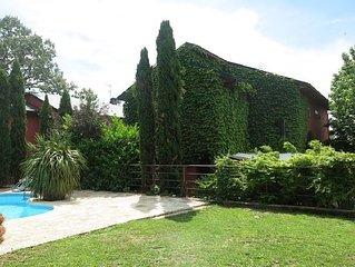 Casa rural (alquiler íntegro) Chalet Piscina Privada para 9 personas