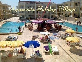 5* 2,Bedroom,Fully Furnished Apartment with Balcony  Sea & Mountain Vi