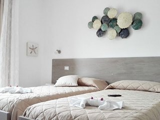B&B Campu Moru-Camera matrimoniale/doppia-bagno in camera-colazione inclusa