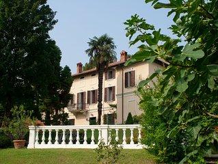 Historic villa in the heart of Brianza