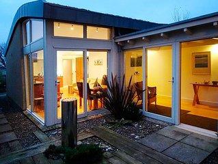 Contemporary Eco House With Sea Views