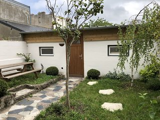 La Suite Nolyvan. Appart de plain pied avec jardin.