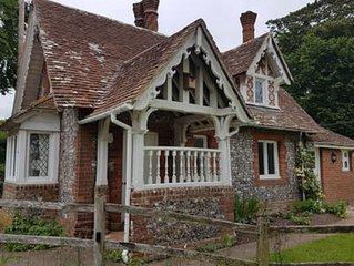 South Lodge, Bossington Estate
