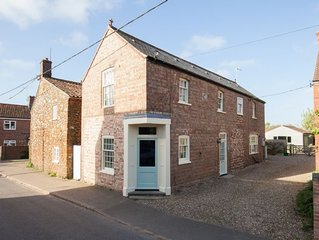 A comfortable family home converted from the original village bakery.