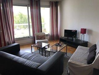 Appartement 4 pièces avec Balcon à Cergy Préfecture