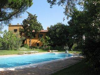 Villa with private pool near Tivoli