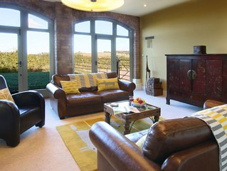 Dog friendly barn adjoining the owner's home is set in the stunning Cotswold cou