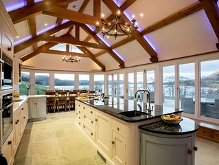 From L77 pppn. Sublime award winning house set in 26 acres of the English Lakes