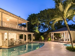 A Private Villa Yet Only A Short Walk To Sandy Lane Beach - Excellent Location