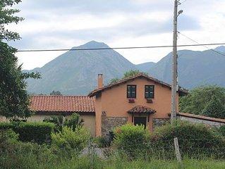 Casa de Aldea El Correntíu para 4 personas