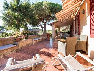Villa Giolù: La Terrazza Apartment, ferry discount