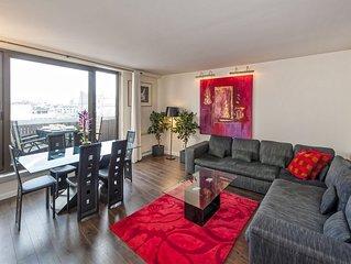 Three bedrooms Rue de Berri - Champs Elysees