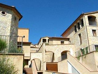Residence a Gaiole In Chianti con 1 camere da letto e 2 posti letto