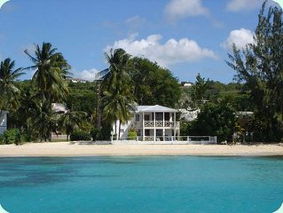 2 bedroom beach front apartment - Fits village, Barbados