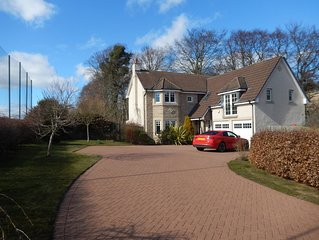 Golf Course Retreat - Ideal for Carnoustie Open
