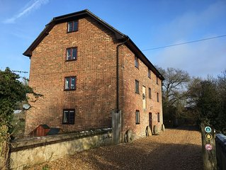 West Mill Wareham located 800m from town on banks of River Piddle