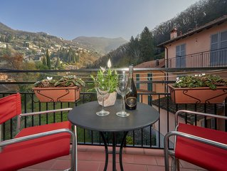 VARENNA DREAM SPACIOUS AND LUMINOUS APARTMENT